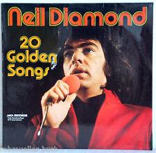 """12"""" Vinyl NEIL DIAMOND - 20 Golden Songs"""