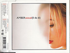 AMBER Sexual (Li Da Di) CD Single - New
