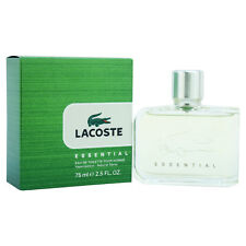 Lacoste Essential by Lacoste for Men - 2.5 oz EDT Spray