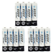 12x AAA 1350mAh 1.2V NiMH Recharge Rechargeable Battery