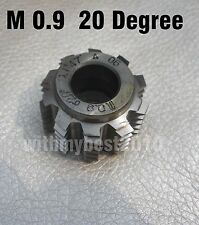 Gear Hob Cutter M0.9 bore 13mm 20 degree PA HSS  A Module 0.9 Gear Hob Cutter