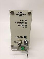 Antec XMTR LLNTR 1535.04 nm 5-210 MHz Fiber Optic Return Transmitter