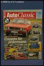 Auto Classic 3/09 Opel Manta MGB GT Golf I Ford Capri