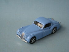 Matchbox 1954 Jaguar XK 120SE Light Blue Body British Sports Car Toy Model UB