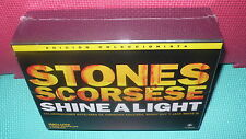 SHINE A LIGHT - STONES SCORSESE   - NUEVA  - 2 DVDS