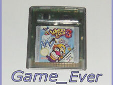WARIO LAND 3 - NINTENDO GB GAME BOY COLOR -