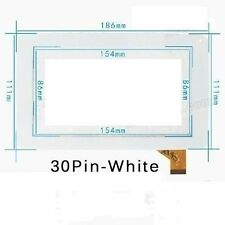 """Capacitiv Touch Screen Digitizer WHITE 7"""" Inch  Panel TPT-070-179 TPT-070-134"""