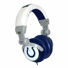 iHip Official NFL -Indianapolis Colts  Pro DJ Quality Headphone