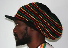 Rasta Bonnet _ drealock a Knitted _ Natty Cap _ le reggae