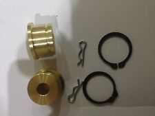 Toyota MR2 Roadster Vvti brass gear linkage shifter bushes 2000-2006 Mk3