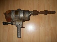 "Antique 1920s Van Dorn 1/2"" Ball Bearing Electric Drill w/Specialty Attachment"