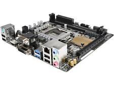 ASUS H110I-PLUS/CSM LGA 1151 Intel H110 HDMI SATA 6Gb/s USB 3.0 Mini ITX Intel M