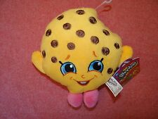 ~SHOPKINS~PLUSH KOOKIE COOKIE~ Ultra Rare - Hard to Find - In Hand Ready to Ship