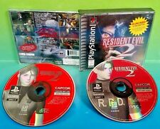 Resident Evil 2 -  Playstation 1 2 PS1 PS2 Rare Horror Game Capcom