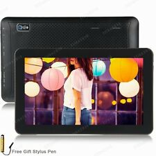 "10.1"" Quad Core Google Android 4.4 Bluetooth CAMERA Mid Tablet PC 8GB+1GB Black"