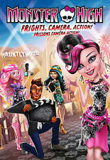 Monster High: Frights, Camera, Action! - Monster High: Frissons, Camra, Action!
