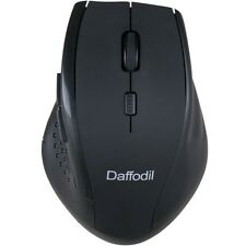 Daffodil WMS328B Wireless 5 Button 2.4GHz Mouse with Adjustable DPI