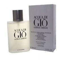 GIORGIO ARMANI Acqua Di Gio 3.4 oz / 100 ml  EDT  for MEN Cologne NIB Testr