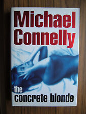 The Concrete Blonde by Michael Connelly (Hardback, 1994)