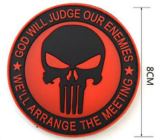 Hot  THE PUNISHER SF / SEALS   Patch SK   157