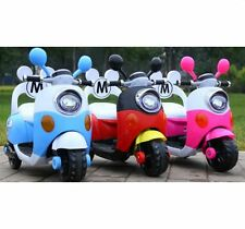 Electric Motorcycle Tricycle Battery Car Manufacturer Ride On Toys Kid Boy Girl