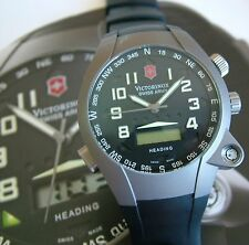 Awesome VictorINOX SWISS ARMY Watch~TITANIUM ST 5000 DIGITAL COMPASS PathFinder!