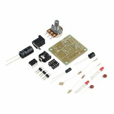 LM386 Super Mini Amplificatore Cartone 3V-12V Kit Fai da Te QDK - Venditore UK