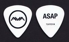 Angels & Airwaves Tom DeLonge ASAP White Guitar Pick - 2008 Tour Blink-182