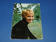 CPA CLAUDINE COPPIN  EDUG N°361 MUSIQUE CHANTEUSE 60's