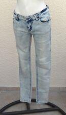 Jeans Femme Denim collection by Mim Bleu Clair Délavé Taille 40