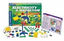 Thames & Kosmos Electricity & Magnetism Kit for Kids