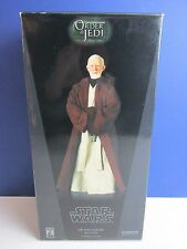 star wars SIDESHOW OBI WAN KENOBI ACTION FIGURE 1/6 scale NEW HOPE JEDI  2007