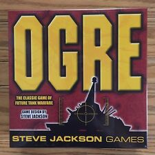 Ogre Sixth Edition by Steve Jackson Games