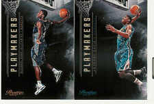 2012-13 PANINI STARTING FIVE PLAYMAKERS SET ANTHONY DAVIS, KIDD-GILCHRIST RC