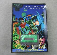 Parker Brothers Batman Forever Game Audio Card Tape Game 1989 NEW SEALED RARE