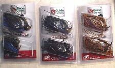 3 PACKS Jewel Guide Series J-Lock 1/2 oz Multi BASS JIG Gamakatsu MIXED COLORS
