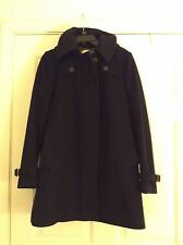 J. Crew Thinsulate Lined Wool Coat- Size 8
