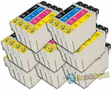 32 T0711-4/T0715 non-oem Cheetah Ink Cartridges fit Epson Stylus SX105 SX110