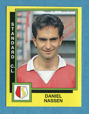 FOOTBALL 91 BELGIO Panini - Figurina-Sticker n. 266 - NASSEN -STANDARD-New