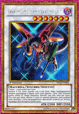 DRAGO MECCANICO UTENSILE Power Tool Mecha Dragon PGLD-IT005 Segreta ITA YUGIOH