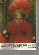 AF Die tollen Abenteuer des Monsieur L. (Jean-Paul Belmondo, Ursula Andress)