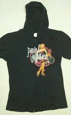 Short Sleeved Junior's 2XL Black Panic! At The Disco Hoodie