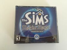 The Sims Makin' Magic Expansion Pack PC