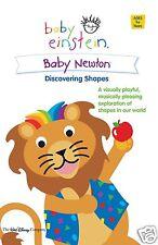 Baby Einstein: Baby Newton - Shapes (DVD)~~~~GENUINE NEW & SEALED