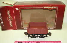 "Bachmann Item. 92502 ""L"" ore cars side dump car brown"