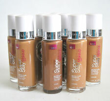 Maybelline SuperStay Makeup Micro Flex Formula Zero Transfer 24 Hr Wear CARAMEL