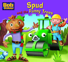 Spud and the Funny Trees (Bob the Builder Story Library),GOOD Book