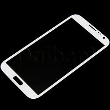 Front Glass Touch Screen Digitizer Glass For Samsung Galaxy Note 2 N7100 White
