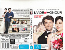 Made of Honour-2008-Patrick Dempsey-Movie-DVD