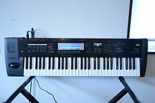 Korg TR-61 TR61 61Key Workstation/Controller Synthesizer w/ adaptor, pedal